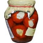 Африканский перец фаршированный брынзой в подсолнечном масле, 314 мл. ст.б.