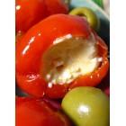 Африканский перец фаршированный брынзой в подсолнечном масле, 250 мл. ст.б.